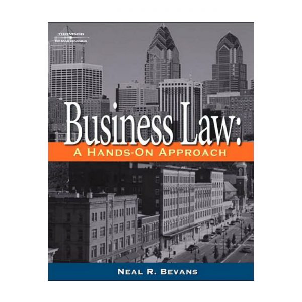 business law a hands on approach