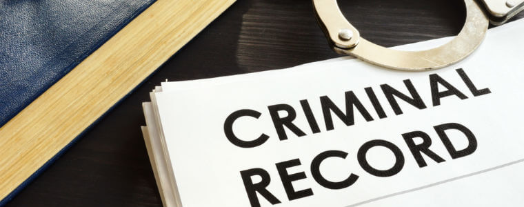how long does a criminal record last canada