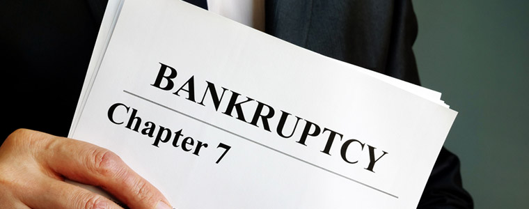 what are the different chapters of bankruptcy?